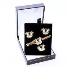 Royal Navy - Cufflinks, Tie Slide or Boxed Set from